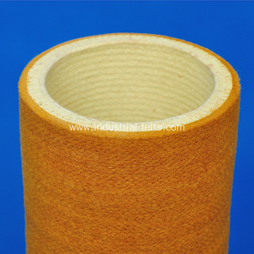 Best Price for for Felt Roller For Aluminium Extrusion PBO Fiber High-Temp Felt Roller For Aluminium Profile supply to Poland Manufacturers
