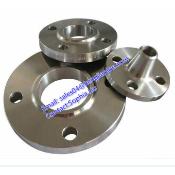 EN1092 PN100 CS Welding neck flange