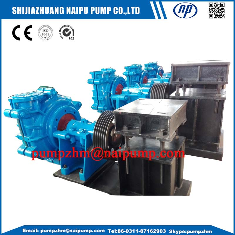 049 8X6f-ah slurry pump