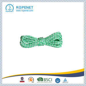 China Supplier for  Wholesale Hollow Braided Polypropylene Rope export to Paraguay Factory