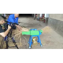 China for Electric Chaff Cutter cow feed farm ensiling chaff cutter machine price supply to China Macau Exporter
