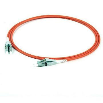 High Quality for Fiber Optic Patch Cord Adela OM1/OM2 LC-LC Unitboot Patch Cord Cable export to Dominica Supplier