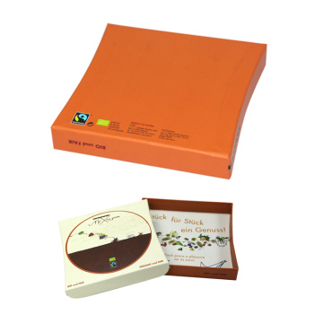 High End Chocolate Pakcaging Rigid Paper Box