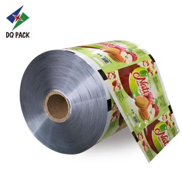 Apple juice foil packaging film