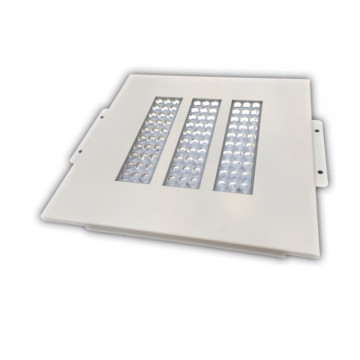 150W Bright Petrol LED Canopy Light