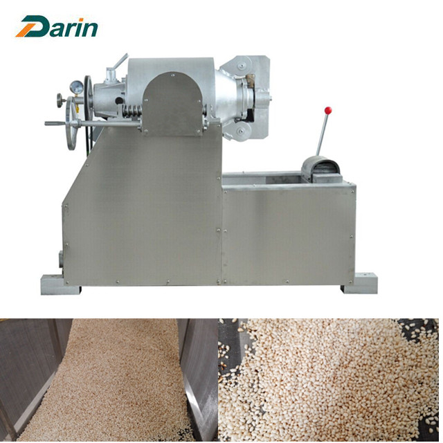 Airflow cereal puffed self-cooked machine