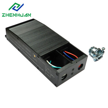 80W 24V Led transformadores de controlador de iluminación exterior regulable