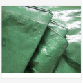 130gsm Green color PE tarpaulin