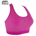 Wholesale Fitness Tops Young Women Seamless Bra top