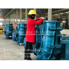 Clay Limestone Slurry Sludge Pump