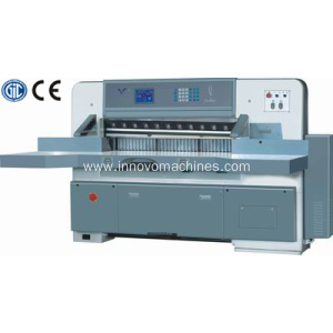 QZYK1300DW Microcomputer paper cutting machine