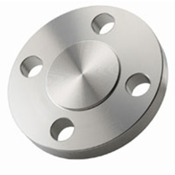 Stainless Steel Raised Face Blind Flanges