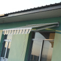 Retractable arms awning 4.0*2.5M Green