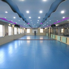 Indoor Professional Dance Studio flooring