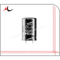 Snap in Type 6800uf 50V 25*40mm electrolytic capacitors