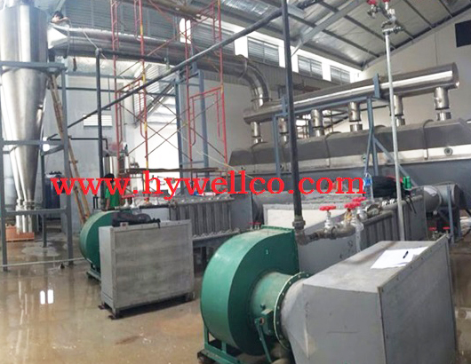 Calcium Chloride Special Drying Machine