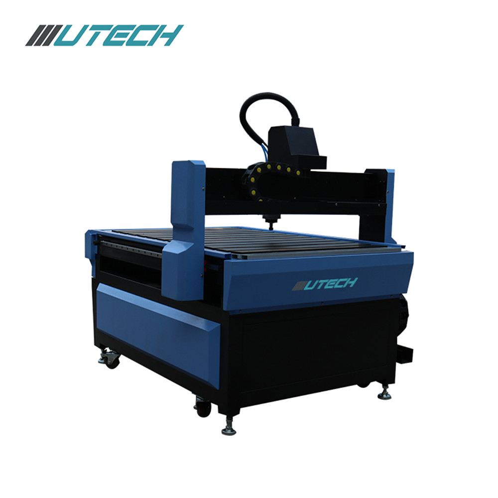 Wood MDF processing cnc router with stepper motor