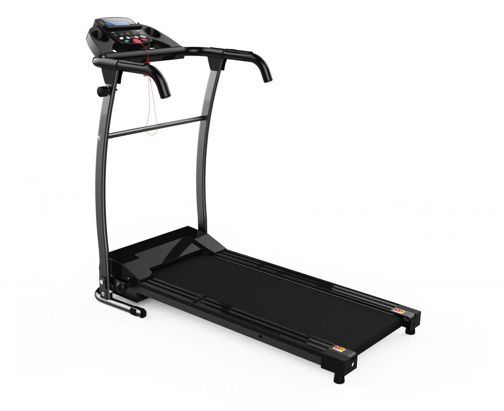 Hot sale small size foldable treadmill mini folding treadmill