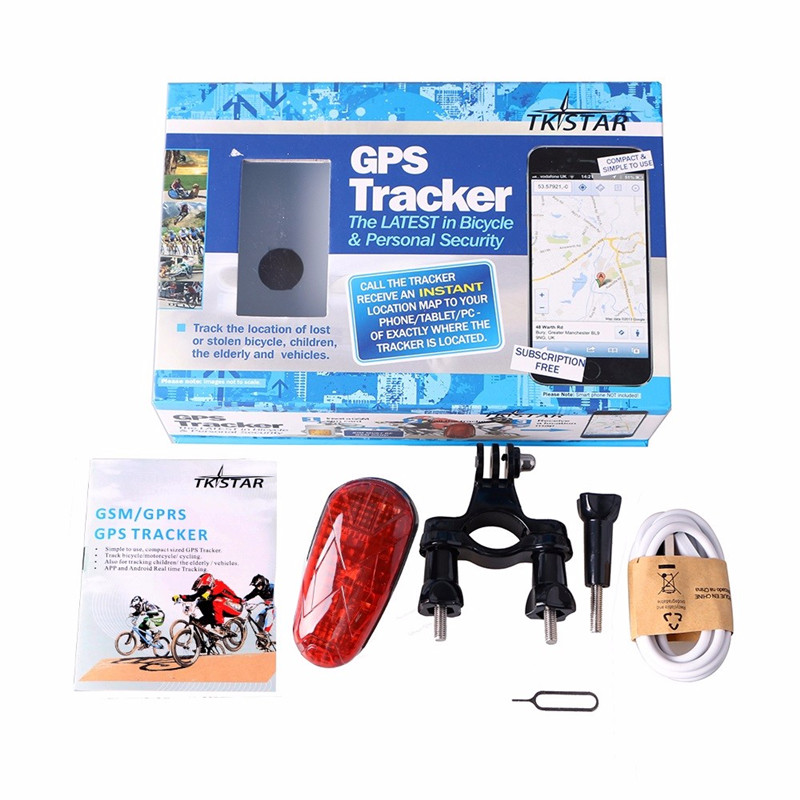bike gps tracking