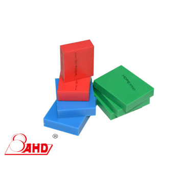 New Virgin Engineering Plastics Product Green HDPE Sheet