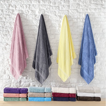 Hotel Cotton Bath Towel Hand Towel Set
