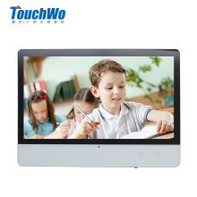 21 inch with Rfid reader touch screen kiosk