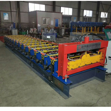 Dixin IBR cold roll forming machine