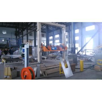 Pallet Automatic Cartons Strapping Machine