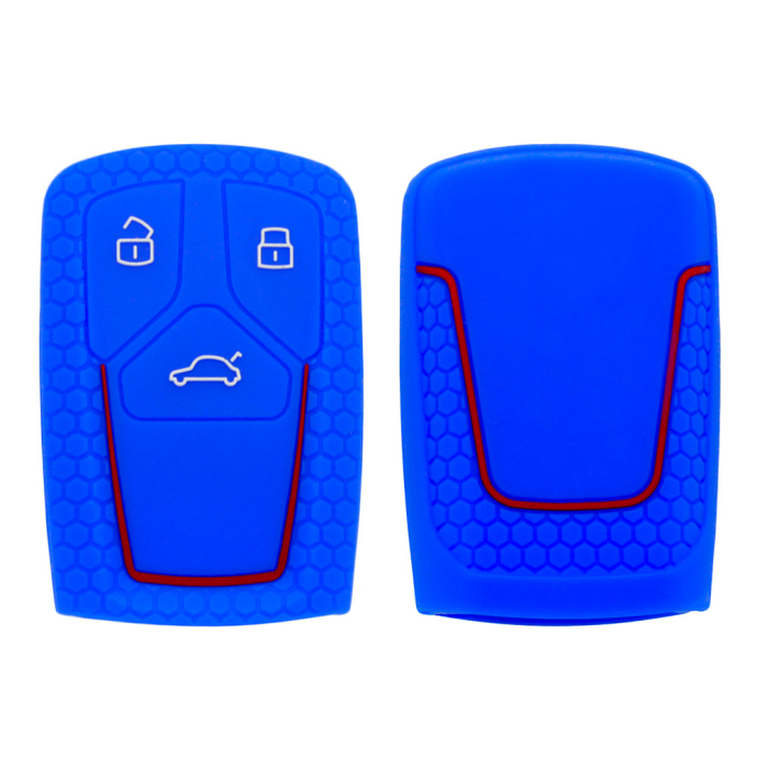 Silicon Audi B9 Car Key Case