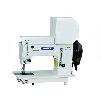 Single/Double-needle Pattern Sewing Machine for Thick Materials