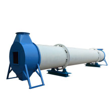 Coconut shred rotary dryer for sale