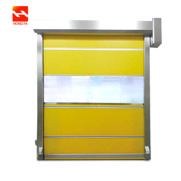 Industrial Rolling Shutter High Speed Door