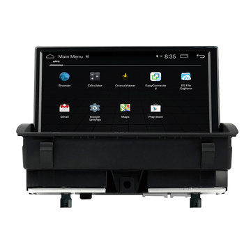 "8 ""Stereo DVD Player für Q3"