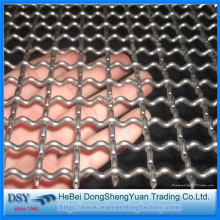 Hot-dip Galvanized Crimped Wire Mesh for sale