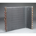 Copper Aluminum Heat Exchanger for cold chain logistic
