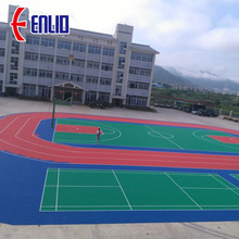 Best Quality for PP Interlocking Court Tiles FIBA 3X3 Basketball Court Tiles export to India Factories