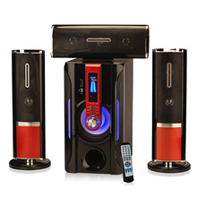Factory directly sale for Offer 3.1 Subwoofer Speaker,Home Theater Speaker System From China Manufacturer Rohs mini built in amplifier bluetooth speaker supply to Spain Wholesale
