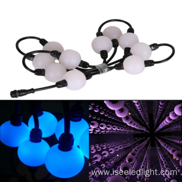 3D LED DMX Ball Indoor and Outdoor