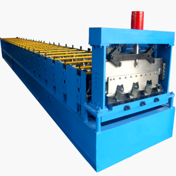1200 Steel height floor deck roll forming machine