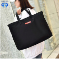 Fashionable travel bag ladies short waterproof nylon