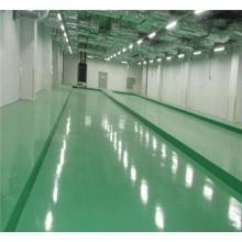 Workshop solvent-free epoxy thin coating finish