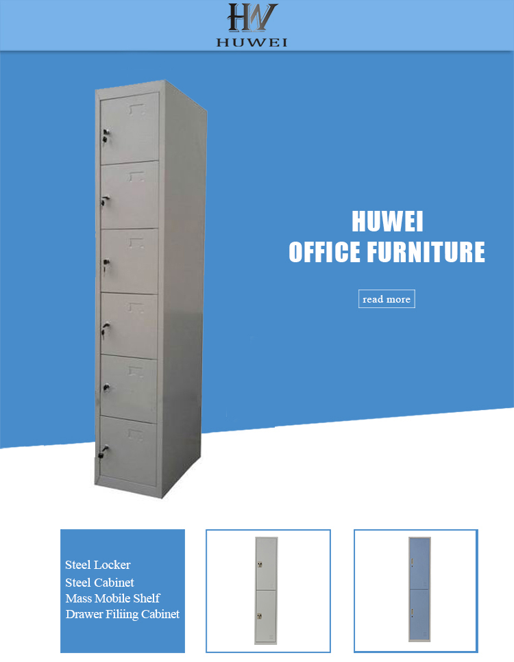 6 Door Steel Cupboard