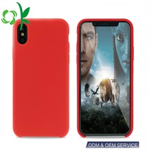 Customized for Cheap Custom Phone Cases Universal Silicone Waterproof Single Color Phone Case supply to Japan Suppliers