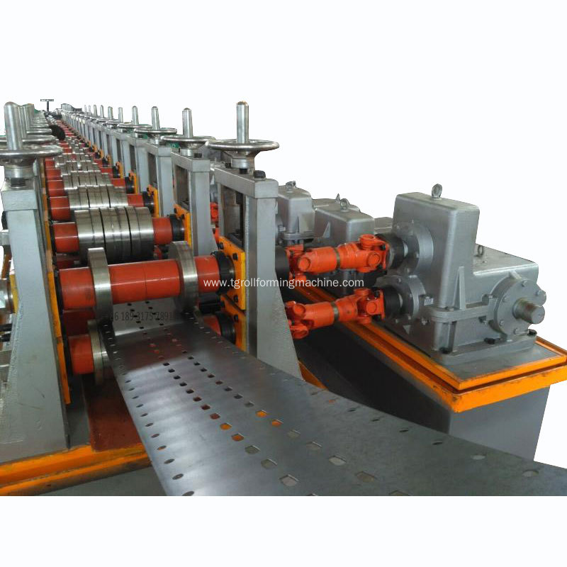 Storage Rack Shelf Panel Making Machine