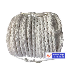 Manufacturer for White Polypropylene Rope Mooring PP Rope with LR/ABS Certifications export to Canada Suppliers