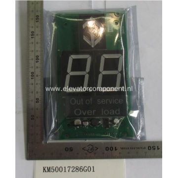 KONE Lift COP Display Board KM50017286G01