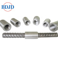 building materials splicing threaded steel rebar coupler