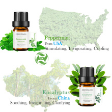 High Quality Private Label Organic essential oils