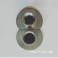 Threaded Alien Stainless steel Stampings