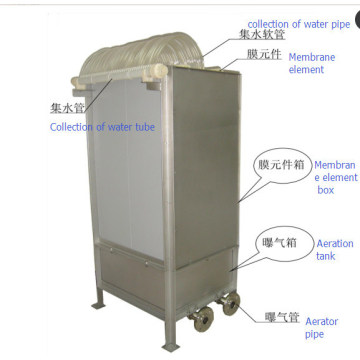 Mbr Membrane Bioreactor for Water Treatment Equipment